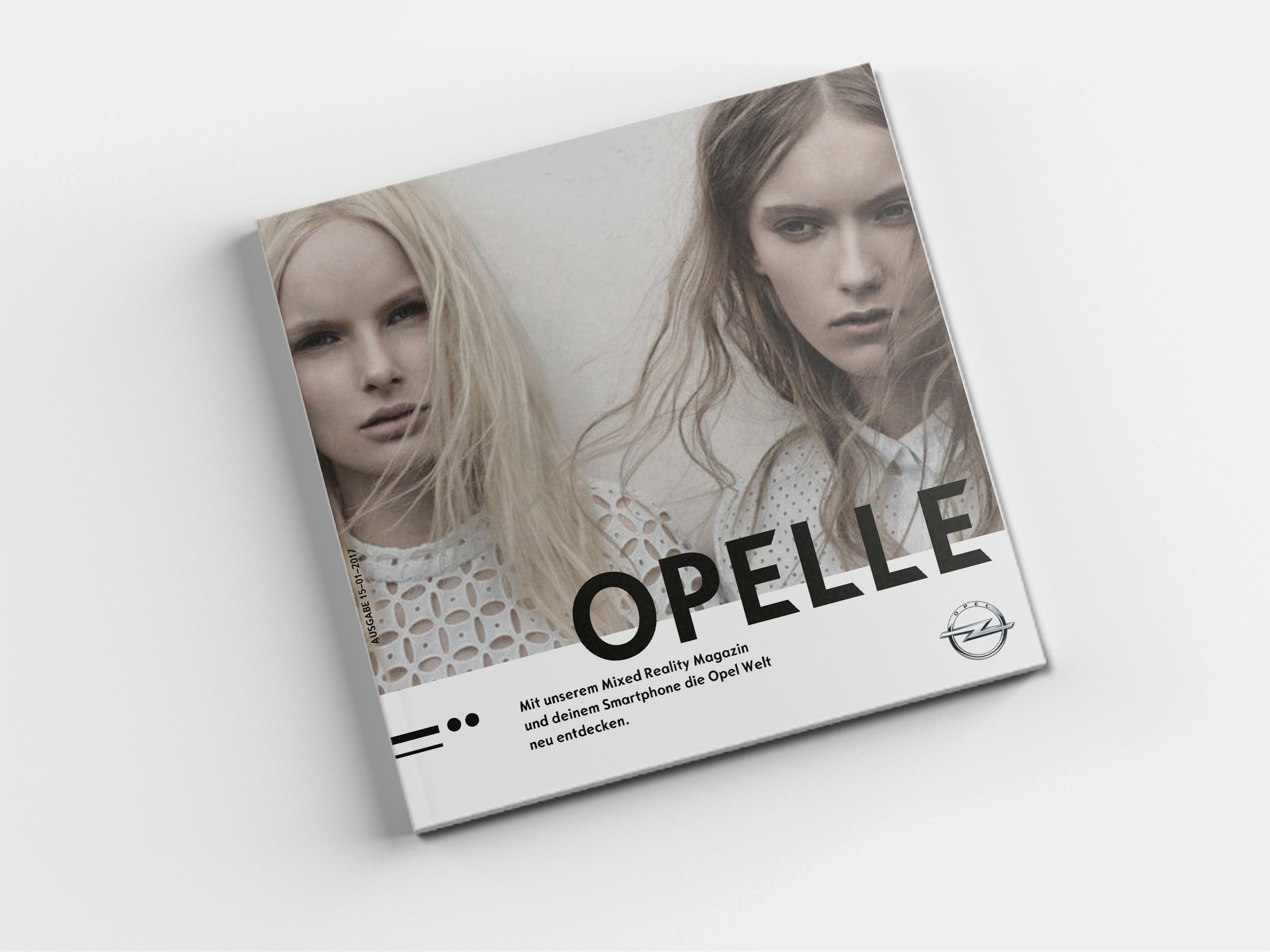 OPEL | Augmented Reality Magazine